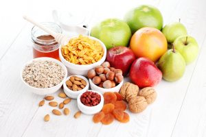 nourishment & nutrition
